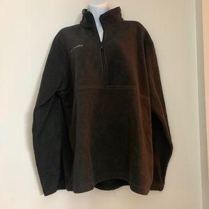 Columbia Fleece Pullover Quarter Zip